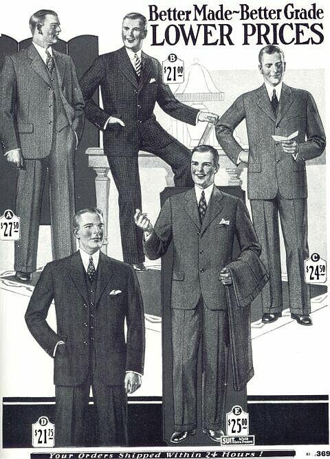 Kleidung für Männer in ihren 50ern